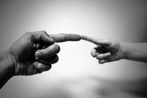 Derechos del niño niña y adolescente</h4>                 </div>